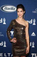 LILAN BOWDEN at Glaad Media Awards Rising Stars Luncheon in Beverly Hills 04/11/2018