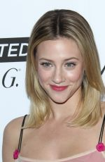 LILI REINHART at Marie Claire Fresh Faces Party in Los Angeles 04/27/2018
