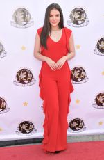 LILIMAR HERNANDEZ at 3rd Annual Young Enterainer Awards in Universal City 04/15/2018