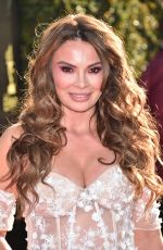 LILLY MELGAR at Daytime Creative Arts Emmy Awards in Los Angeles 04/27/2018