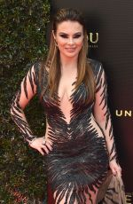 LILLY MELGAR at Daytime Emmy Awards 2018 in Los Angeles 04/29/2018
