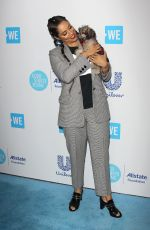 LILLY SINGH at WE Day California in Los Angeles 04/19/2018