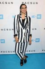 LILLY SINGH at WE Day Pre-party at Peppermint Club in Los Angeles 04/18/2018