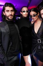 LILY ALDRIDGE at Alain Mikli x Alexandre Vauthier Launch Party in New York 04/05/2018