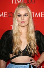 LINDSEY VONN at Time 100 Most Influential People 2018 Gala in New York 04/24/2018