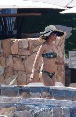 LISA RINNA in Bikini on Vacationing in Cabo San Lucas 04/03/2018