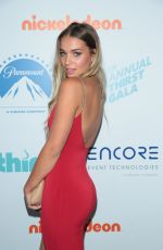LIV POLLOCK at 2018 Thirst Gala in Los Angeles 04/21/2018