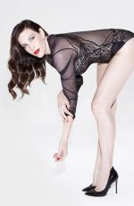 LIV TYLER for Triumph Lingerie Spring/Summer 2018 Collection