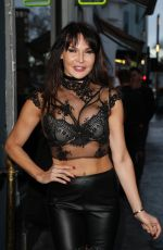 LIZZIE CUNDY at James Ingham