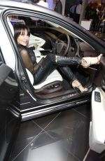 LIZZIE CUNDY at Lexus LS 500 Launch in London 04/19/2018