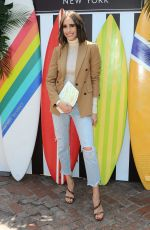 LOUISE ROE at Henri Bendel Surf Sport Collection Launch in Los Angeles 04/27/2018