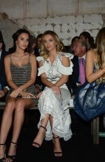 LUCY and TIFFANY WATSON at Rosa Clara Wedding Collection 2019 Show in Barcelona 04/24/2018
