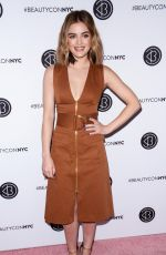 LUCY HALE at Beauty Con in New York 04/22/2018