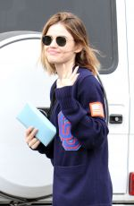 LUCY HALE Shopping at AT&T Store in Los Angeles 04/07/2018