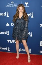 LUNA BLAISE at Glaad Media Awards Rising Stars Luncheon in Beverly Hills 04/11/2018