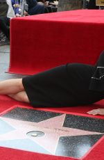 LYNDA CARTER Honored with Star on the Hollywood Walk of Fame 04/03/2018