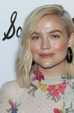 MADDIE HASSON at Marie Claire Fresh Faces Party in Los Angeles 04/27/2018