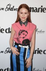 MADELAINE PETSCH at Marie Claire Fresh Faces Party in Los Angeles 04/27/2018