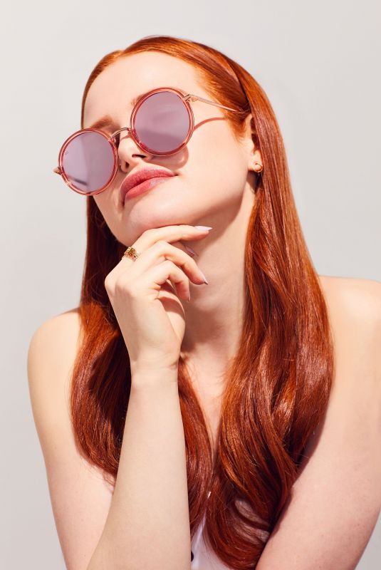 MADELAINE PETSCH for Marie Claire, 2018