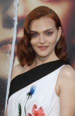 MADELINE BREWER at The Handmaid's Tale Season 2 Premiere in Hollywood 04/19/2018
