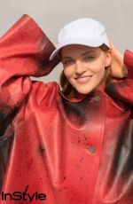 MADELINE BREWER for Instyle Magazine, February 2018