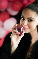 MADISON BEER at Bvlgari Celebrates Omnia Pink Sapphire Fragrance in Los Angeles 04/06/2018