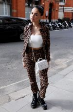 MADISON BEER Out in London 03/26/2018