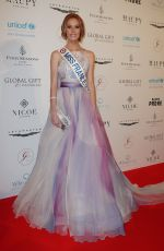 MAEVA COUCKE at Global Gift Gala 2018 in Paris 04/25/2018