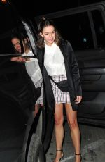 MAIA MITCHELL at Catch LA in West Hollywood 03/20/2018