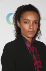 MAISIE RICHARDSON_SELLERS at Cocktail for Change To Benefit Cyndi Lauper True Colors Fund in Las Vegas 04/07/2018
