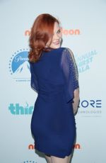 MAITLAND WARD at 2018 Thirst Gala in Los Angeles 04/21/2018