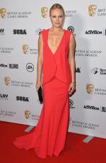 MALIN AKERMAN at British Academy Game Awards in London 04/12/2018