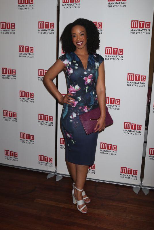 MANDI MASDEN at Woman Walks Ahead Premiere at Tribeca Film Festival 04/25/2018
