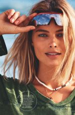 MARGOT ROBBIE in Elle Magazine, Italy May 2018 Issue