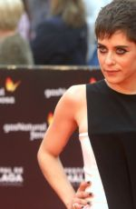 MARIA LEON at 21st Malaga Film Festival Closing Gala 04/22/2018