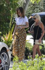 MARIA MENOUNOS Out and About in Beverly Hills 04/10/2018