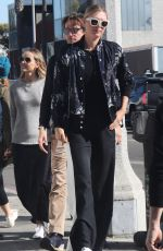 MARIA SHARAPOVA and Alexander Gilkes Out Shopping in New York 04/01/2018