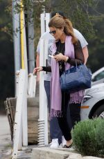 MARIA SHRIVER Out for Lunch in Brentwood 04/07/2018