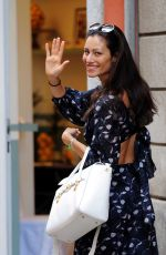 MARICA PELLEGRINELLI Out and About in Milan 04/26/2018
