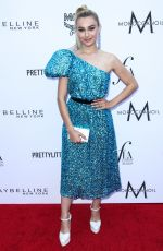 MARTA POZZAN at Daily Front Row Fashion Awards in Los Angeles 04/08/2018