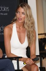 MARTHA HUNT and RAMY BROOK at Sharp Collection Launch at Bloomingdale