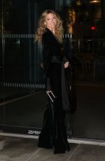 MARTHA HUNT Arrives at Gigi's Birthday Party in New York 04/23/2018