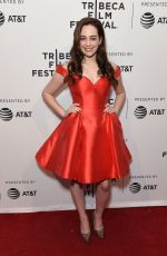 MARY MOUSER at Cobra Kai Premiere at Tribeca Ffilm Festival in New York 04/24/2018