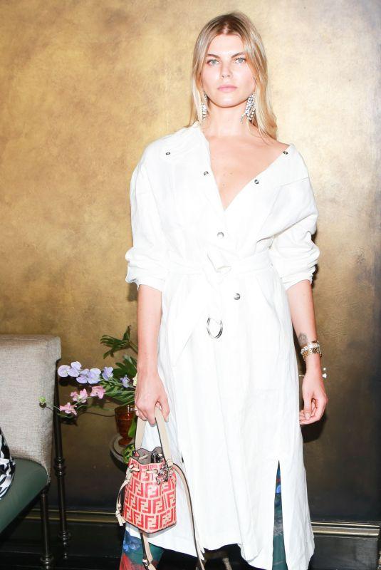 MARYNA LINCHUK at Forward by Elyse Walker x Attico Brunch in Los Angeles 04/10/2018
