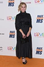 MAUREEN MCCORMICK at Race to Erase MS Gala 2018 in Los Angeles 04/20/2018