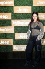 MAXINE ASHLEY at The New Classics Presented by Jeep Wrangler in New York 04/25/2018