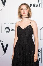 MAYA HAWKE at Little Women Premiere at Tribeca Film Festival 04/27/2018