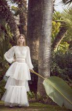 MEGAN WILLIAMS in Vogue Magazine, Spain March 2018 Issue