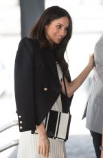 MEGHAN MARKLE at Commonwealth Youth Forum in London 04/18/2018
