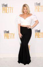 MEGHAN TRAINOR at I Feel Pretty Premiere in Los Angeles 04/17/2018